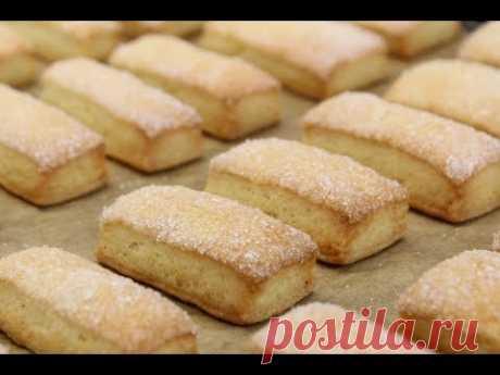 Попробовав раз это Печенье Вы будете готовить его всегда * Печенье на Сметане * Plätzchen