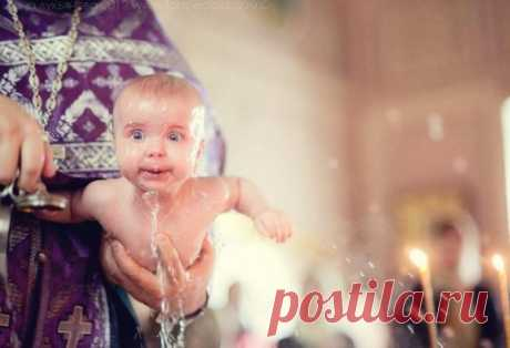 Чудо крещения