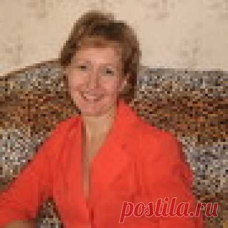 Марина Сухотёплая