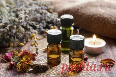 Эфирные масла для подтяжки кожи
