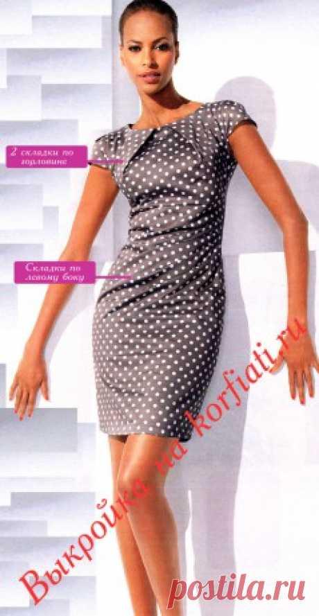 Как сшить платье - советы Анастасии Корфиати Подробный курс как сшить платье с инструкциями. Модели самых модных платьев с выкройками бесплатно. Стильные, эффектные, которые легко сшить самостоятельно