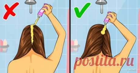 Los estilistas aconsejan tomar en consideración 9 reglas que los cabellos se queden puro y volumétrico más largamente. >>>>>>>