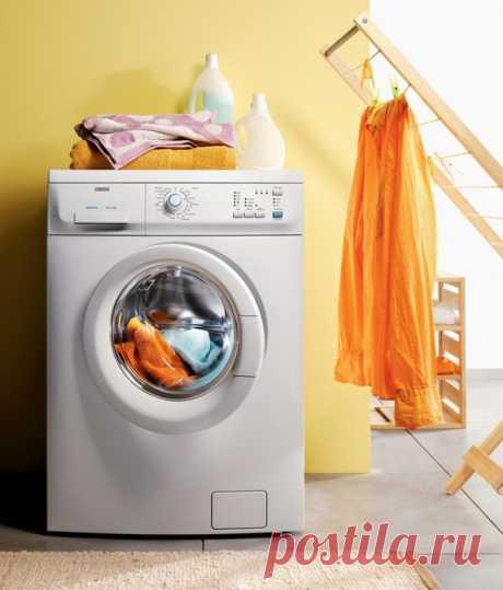 Как правильно загружать стиральную машину