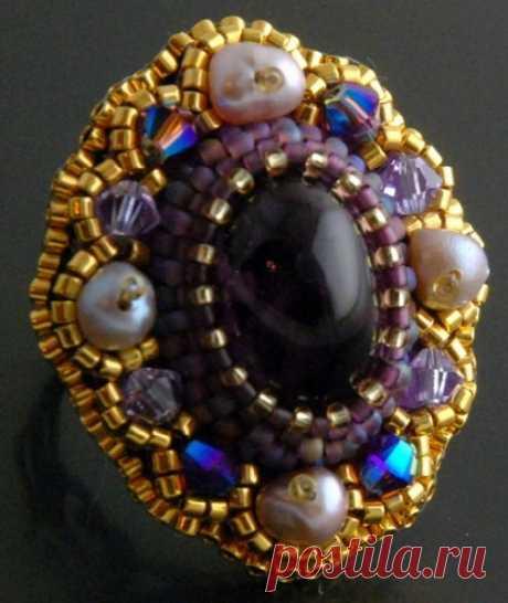 Kaleidoscope jewelry by Doro Soucy - Kaleidoscope effect
