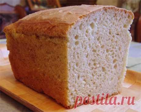 La receta bezdrozhzhevogo los panes.
