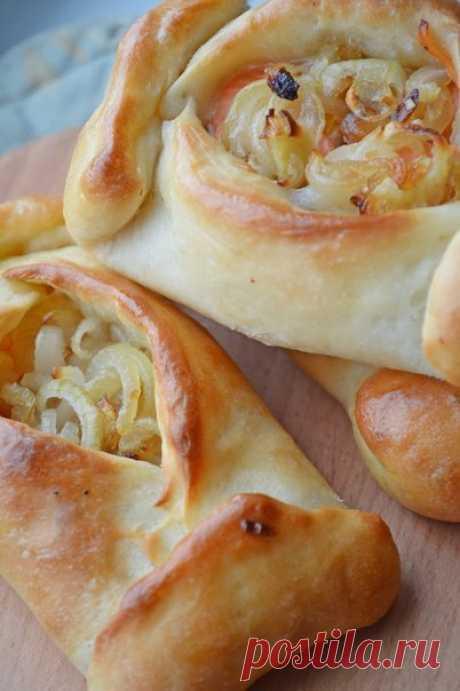 Румяные, с масляными бочками… кулебяки с рыбой — Вкусные рецепты