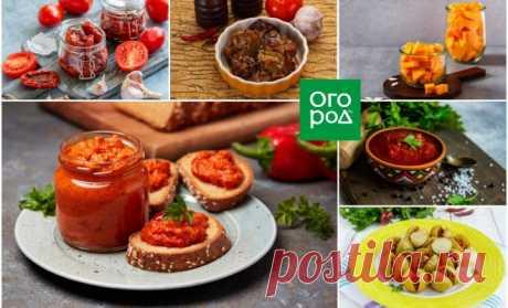 7 необычных заготовок от хозяек из разных стран | Дачная кухня (Огород.ru)