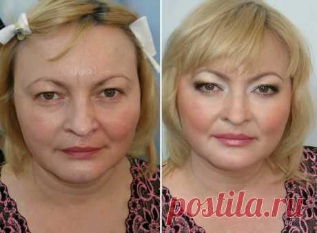 Как себя не состарить: ошибки женщин элегантного возраста в макияже, которые могут добавить возраста | О моде с душой | Яндекс Дзен