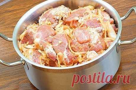 Хороший рецепт маринования мяса для шашлыков