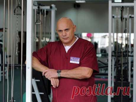 Кинезитерапия доктора Бубновского