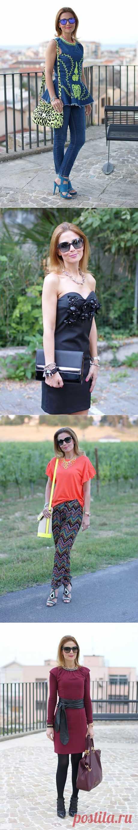 Наряды из гардероба Валентины ака Vale (трафик) / Fashion блоги / ВТОРАЯ УЛИЦА