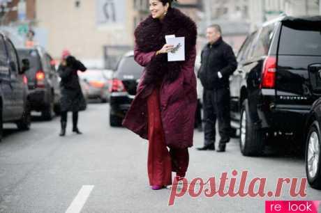 Street style – что носят на улицах Лондона, Милана и Парижа: Территория моды - мода на Relook.ru