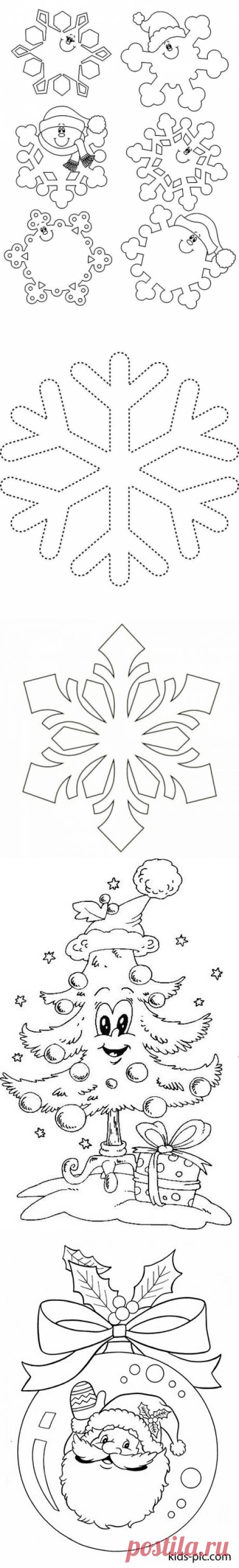 18 карточек в коллекции «раскраски для детей новый год» пользователя Галина Д. в Яндекс.Коллекциях