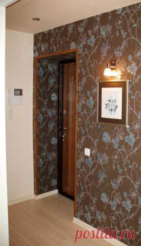 Ремонт прихожей в квартире своими руками: маленькой и большой, узкой и длинной
