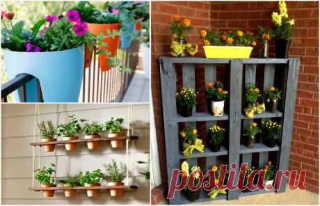 16 восхитительных примеров того, как заставить балкон зазеленеть - медиаплатформа МирТесен