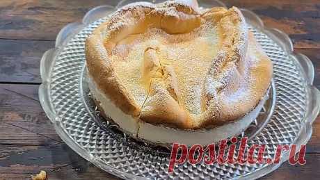 Безумно Вкусный Торт Карпатка! Тает Во Рту!
