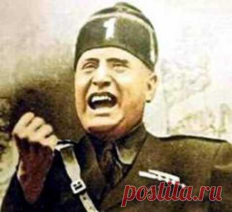 Сегодня 29 июля в 1883 году родился(ась) Бенито Муссолини-ИТАЛИЯ