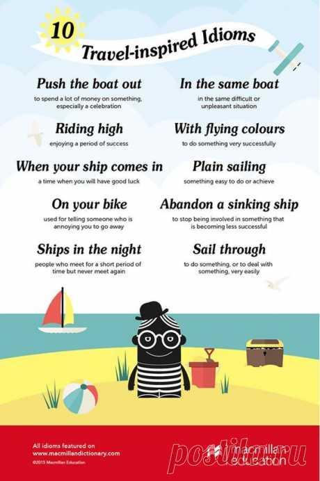 10 travel idioms