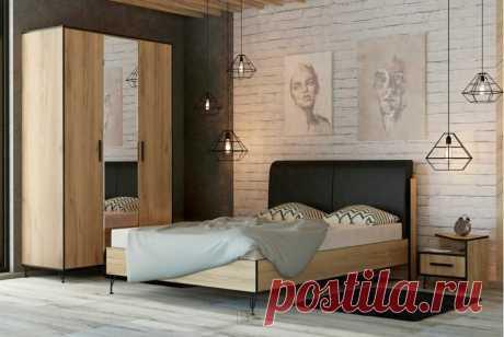 7 идей для лофт-спальни