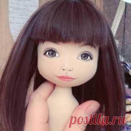 Малышка по фото #кукла #куколка #подарок #ручнаяработа #творчество #куклаизткани #dolls #artdoll #textilldoll #toys #handmade #handmadedolls #cute #куклапофото