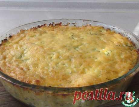 Картофельная запеканка без мяса – кулинарный рецепт