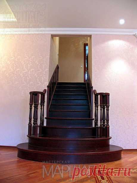 Изготовление лестниц, ограждений, перил Маршаг – Ограждения ценных твердолиственных пород