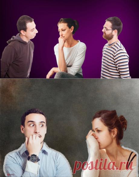 2 причины почему женщина встречается с двумя мужчинами | Секреты Счастливых Отношений | Яндекс Дзен