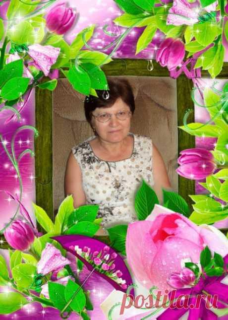 Валентина Хлюстова