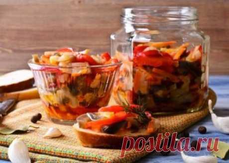 Салаты и закуски » Кулинарный сайт