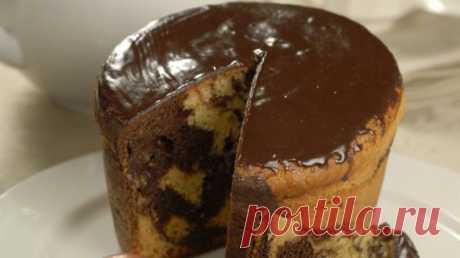 Гугельхупф - австрийский кекс, пошаговый рецепт с фото