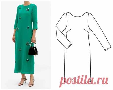 5 брендовых платьев дороже 100 000 рублей, которые вы можете сшить сами — BurdaStyle.ru