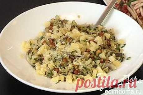 "Салат ""Балагур""   Кулинарные рецепты от «Едим дома!»"