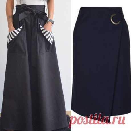 Magic of women's skirts: 11 interesting ideas