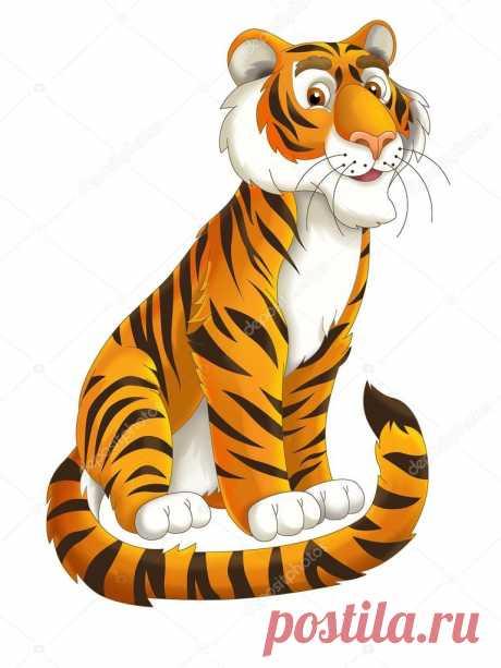 Картинки тигра для детей (36 фото) ⭐ Забавник