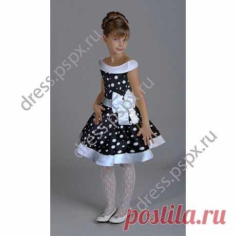 шьем детские платья