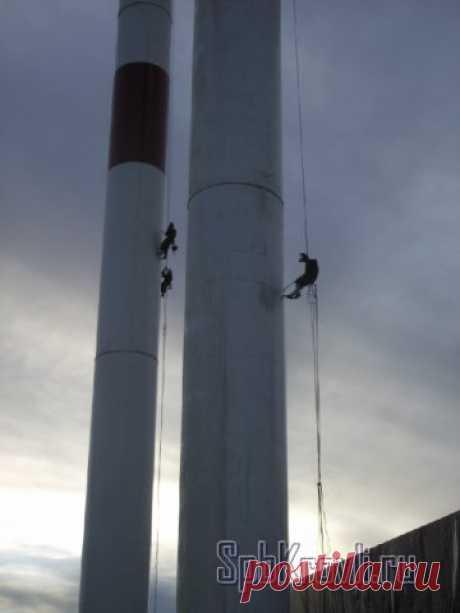 Кровельные работы в Санкт-Петербурге, ремонт крыш, высотные работы в Санкт-Петербурге(СПб).