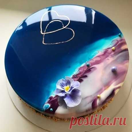 Идеальный тортик...