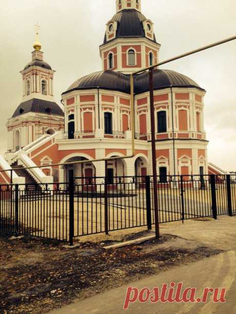 Село Хирино Нижегородской области