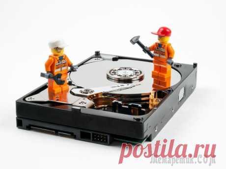 Форматирование жесткого диска встроенными инструментами Windows Многим известно, что внешние жесткие диски ничем не отличаются от тех, что были изначально установлены в системные блоки компьютеров или вмонтированы в корпуса ноутбуков за тем лишь исключением, что в...