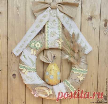 Эко-декор ткани из растений и цветов своими руками!