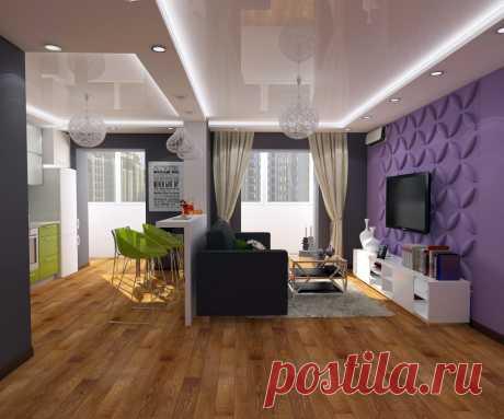 Зонирование комнаты: 25 способов выделить нужную зону в помещении — Roomble.com
