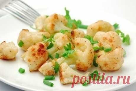 Что приготовить из цветной капусты? Самые вкусные блюда! | Четыре вкуса