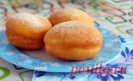 Самые вкусные пончики!