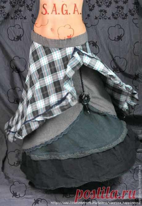 Красивые бохо-юбки и платья от мастерской S.A.G.A. dress