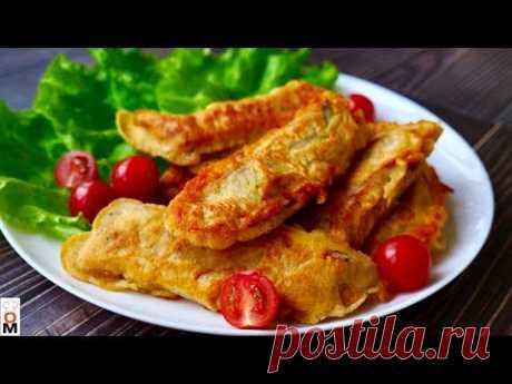 Обалденная Рыбная Закуска за 15 МИНУТ