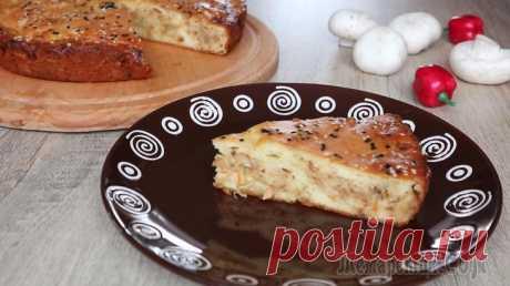 Лучшее тесто для заливных пирогов! Без преувеличения!