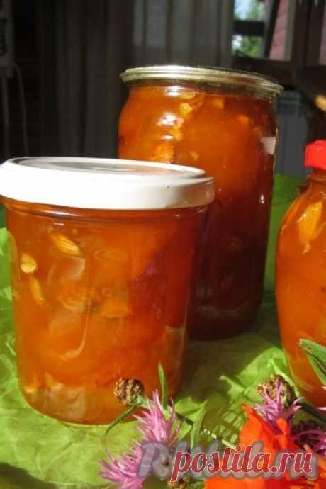 Варенье из абрикосов с ядрышками - рецепт с фото