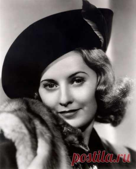 Барбара Стэнвик (Barbara Stanwyck)- кинодива Голливуда 40-50-х годов