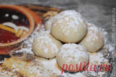 👌 Постное печенье Лимончики - быстро и вкусно, рецепты с фото