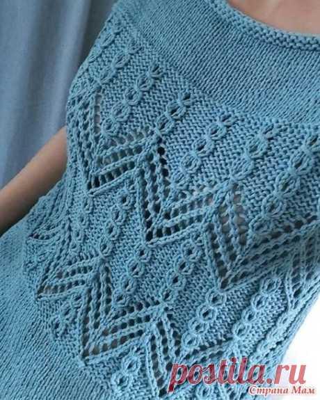 Красивый узор спицами, Узоры для вязания спицами